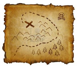 9688054-treasure-map